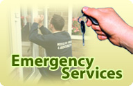 24 Hrs. Emergency Locksmith Services